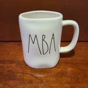 Rae Dunn MBA Mug